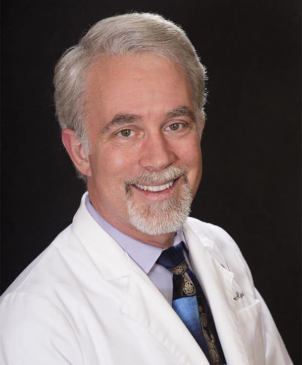 Dr. John Highsmith Headshot Image